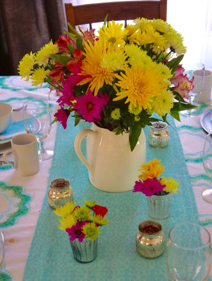 Gorgeous Spring Table