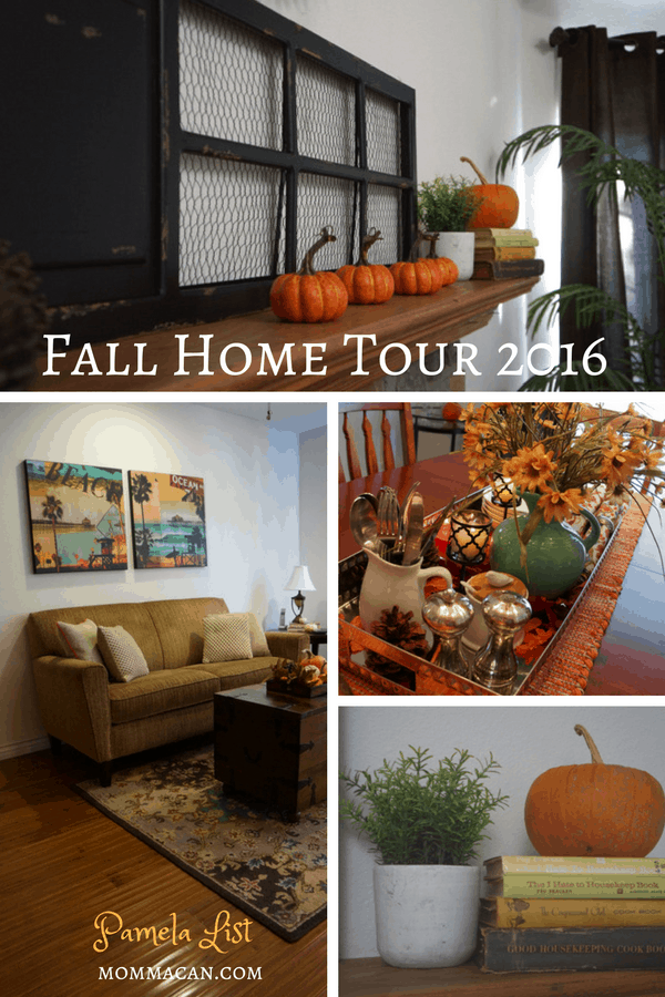 Welcome to our home! Fall Home Tour 2016