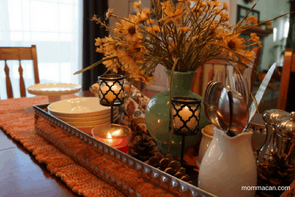 festive-fall-home-tour-2016-dining-room-wide-shot-of-candles-and-dish-tray-fall-decor-mommacan-com