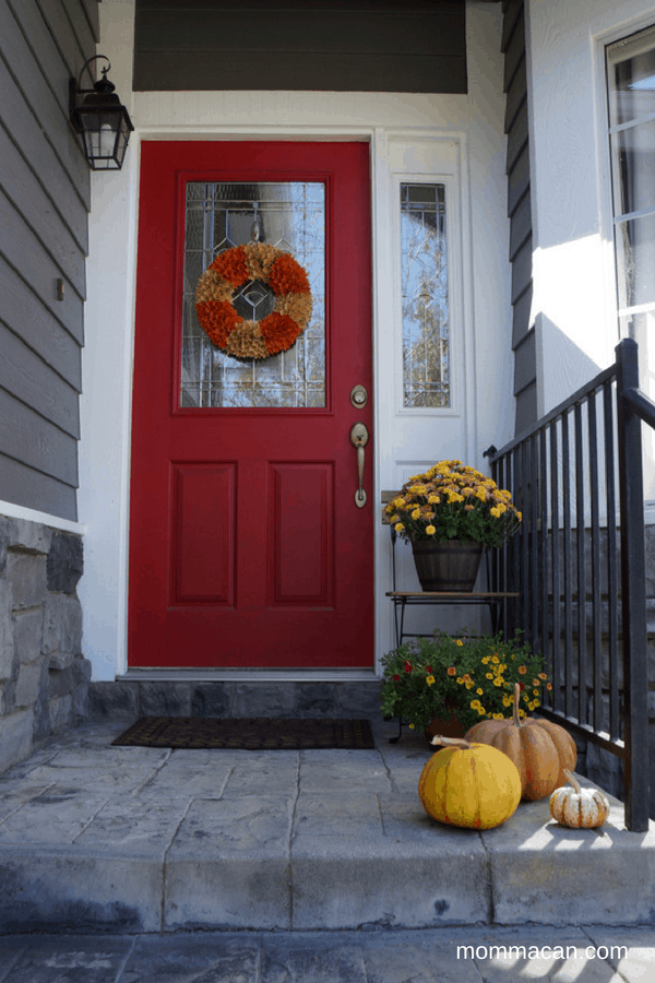 Welcome to our home! Festive Fall Home Tour 2016