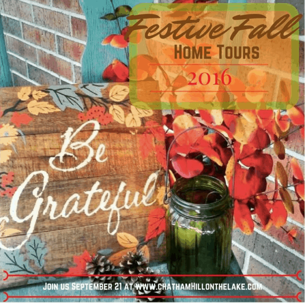 Don't Miss Our Fall Home Tour