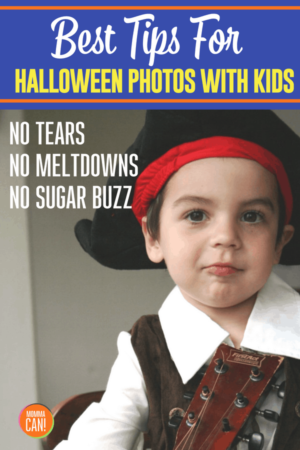 Find out amazing tips on how to have the best Halloween Photo Shoout with your kids. #photo #shoot # kids #children