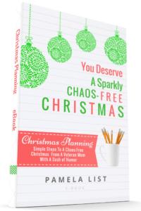 Christmas Planning eBook