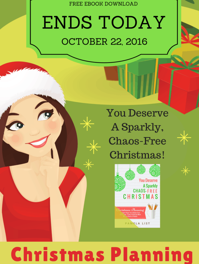 Time Is Running Out! Grab Your Free Ebook!