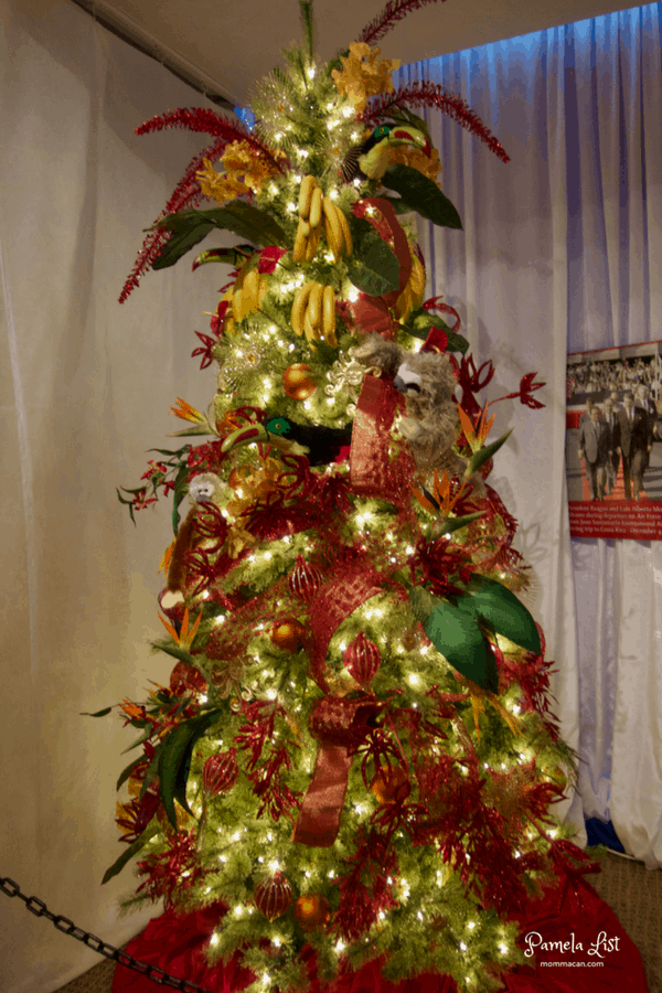 Christmas Trees That Are Decorated