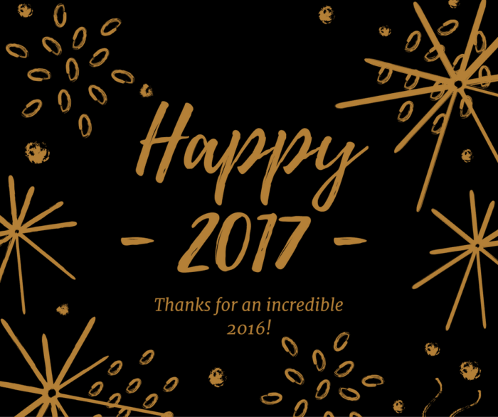 Menu Plan, Goals, and Happy New Year!