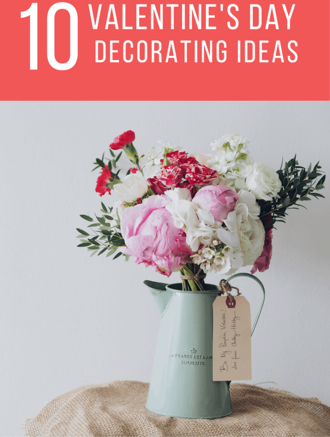 Enjoy these wonderful Valentine's Day Decorating Ideas and take that Chirstmas Beauty into the next couple of months!
