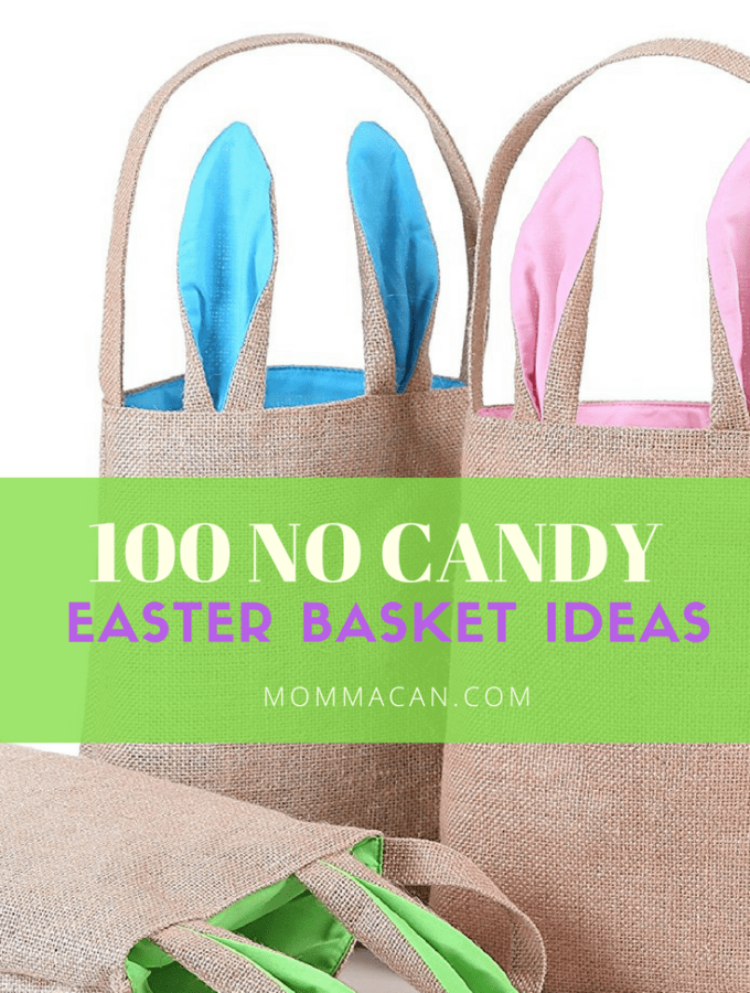 100 No Candy Easter Basket Ideas