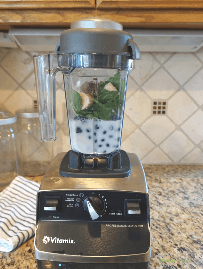 Vitamix Blender is the best tool for making smoothies.