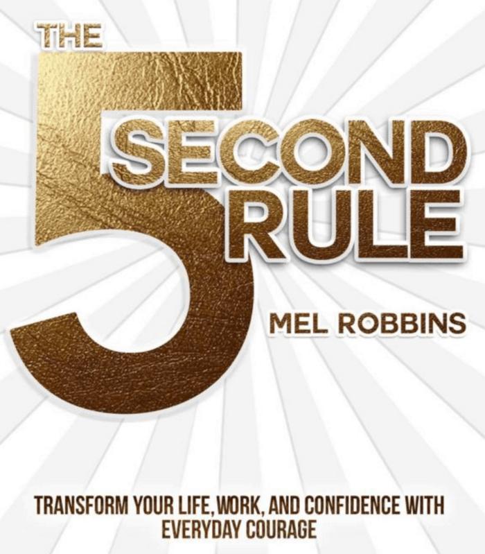 5 Second Rule Helped Me