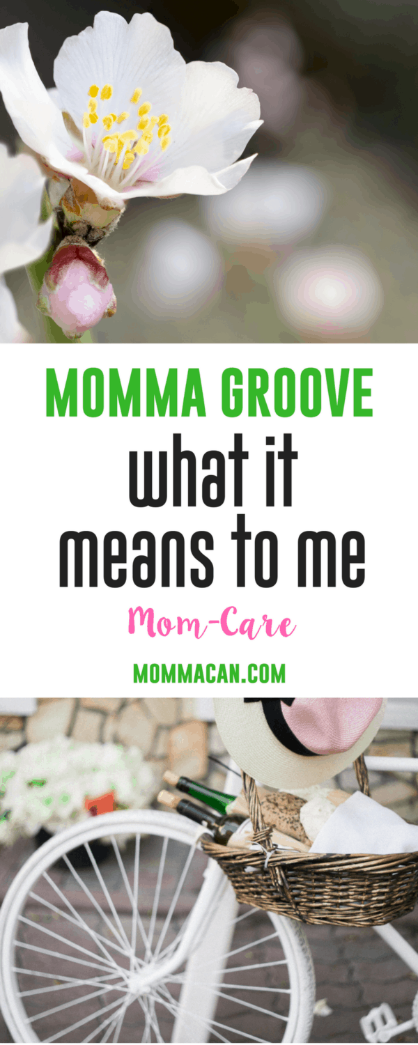 Find out right now what the Momma Groove is!