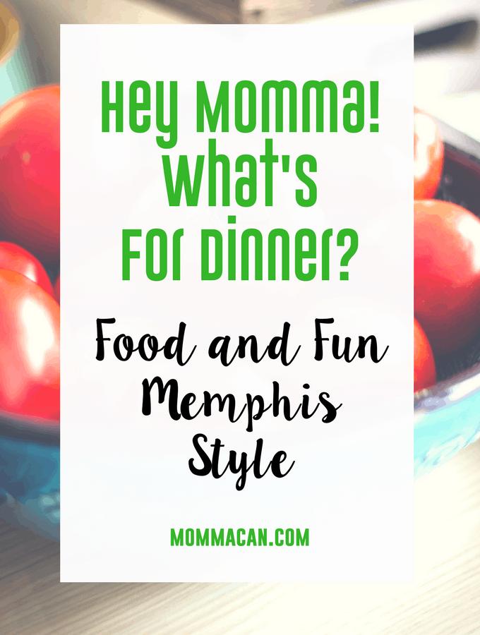 Hey Momma! What's For Dinner? #45