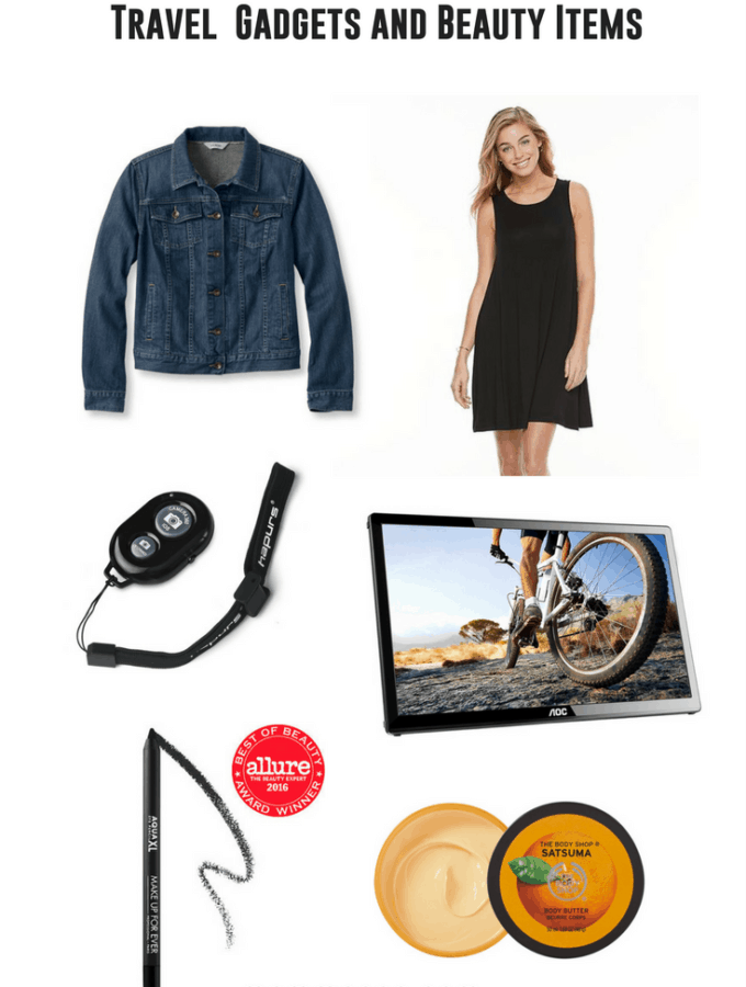 July Favorites – Travel  Gadgets and Beauty Items