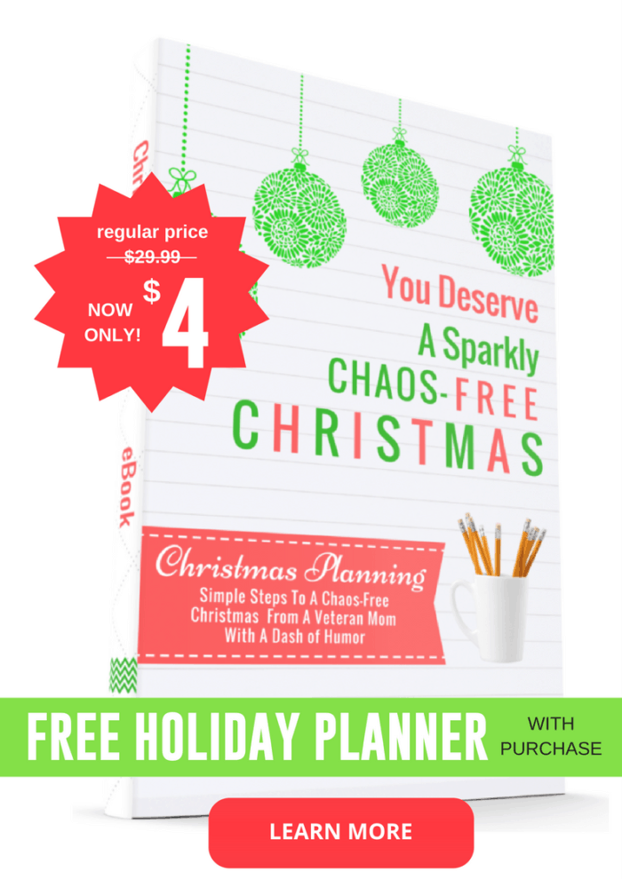 Christmas Planning Bundle