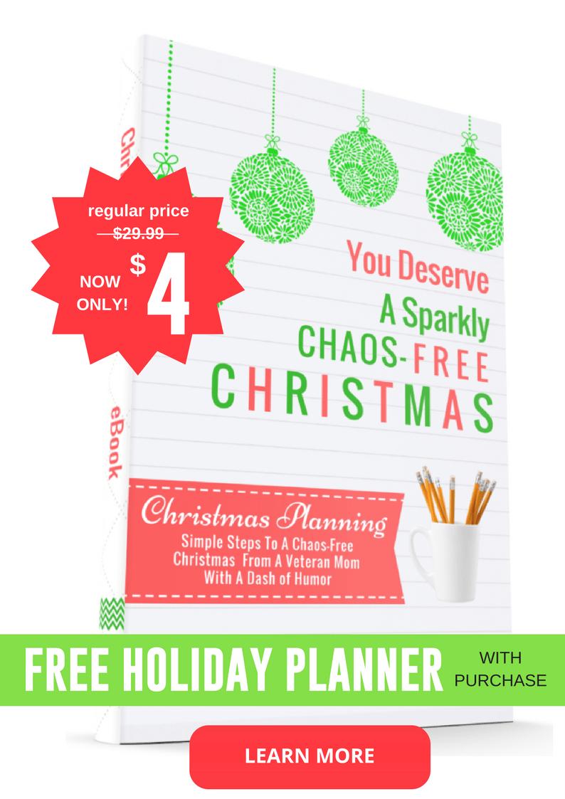 Christmas Planning Bundle