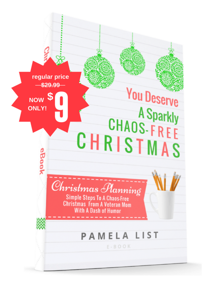 Christmas Planning Ebook