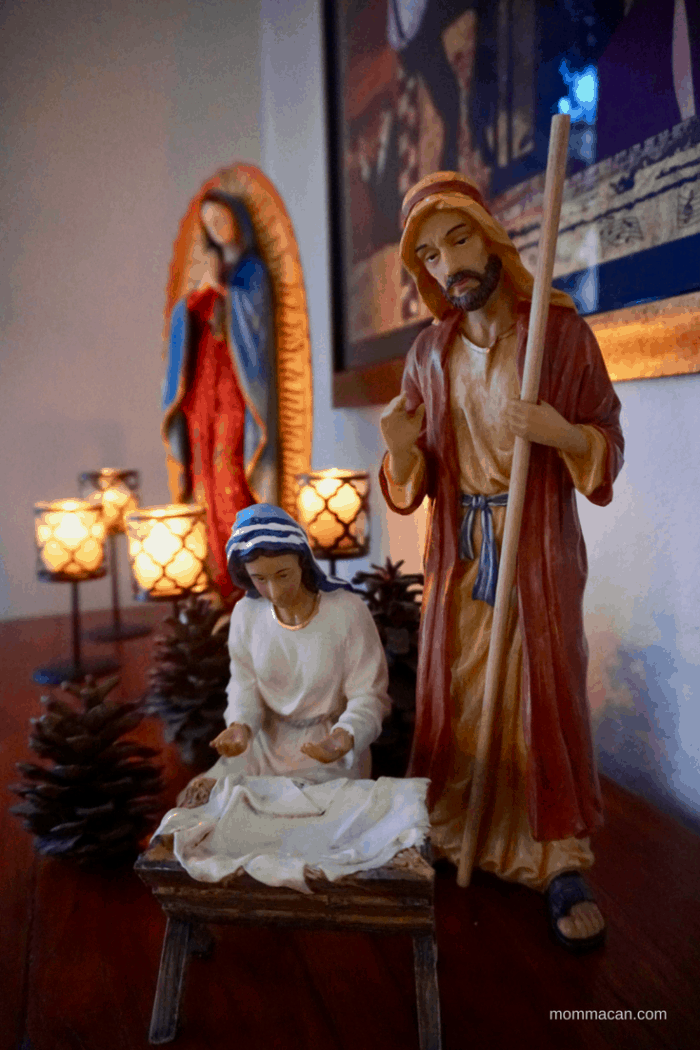 Keeping Advent In Christmas , Our Lady of Guadalupe