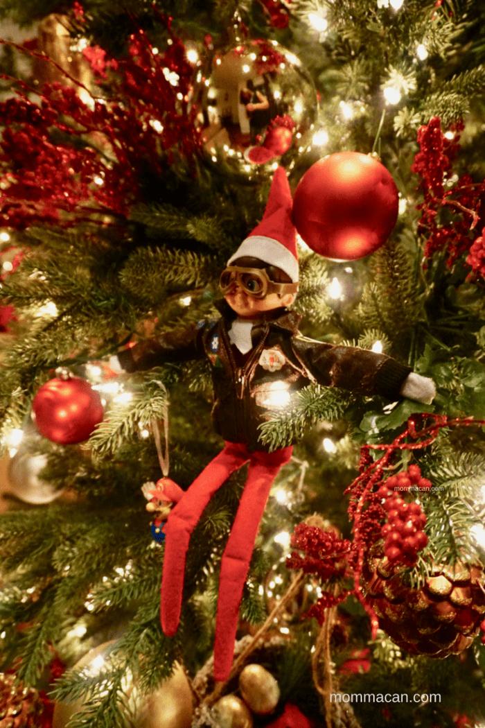 Elf retired from the shelf