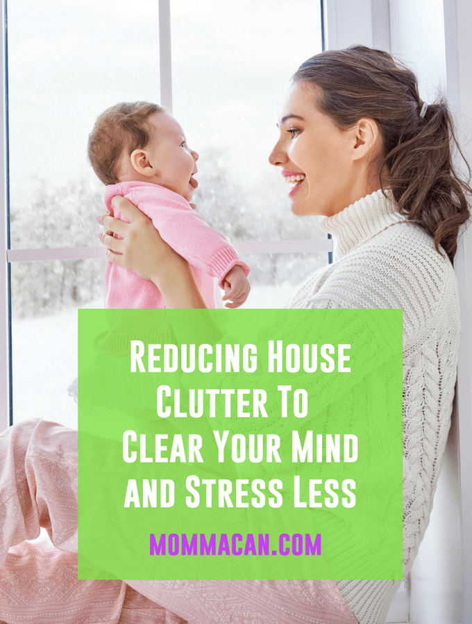 Reduce House Clutter To Clear Your Mind