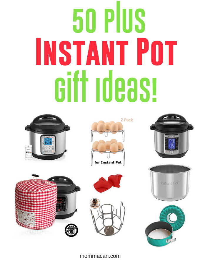 50 Instant Pot Gift Ideas and Accessories