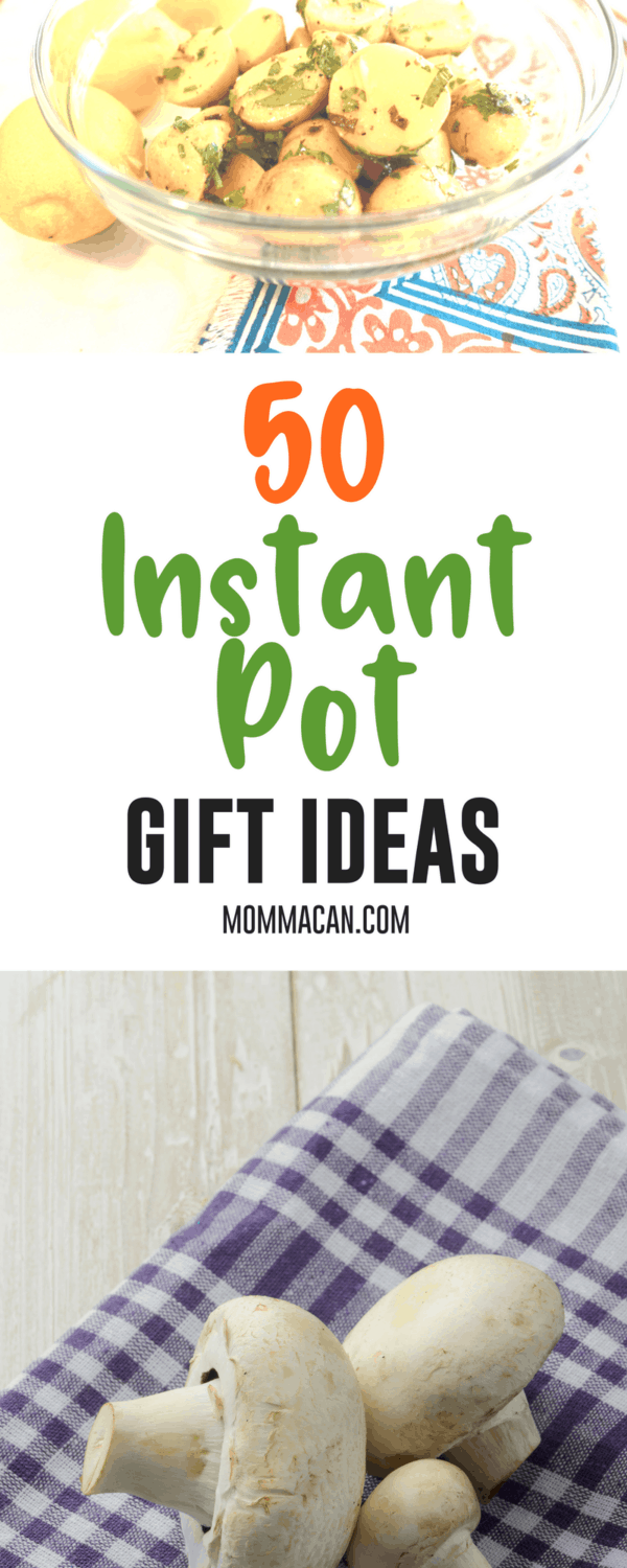 50 Instant Pot Ideas and Accessories