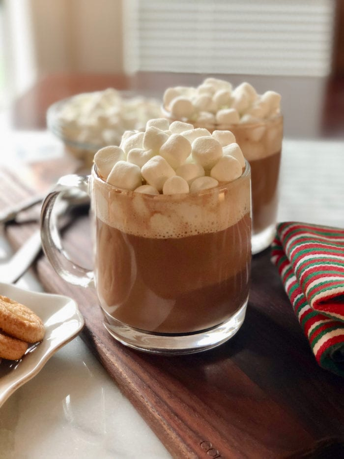 Best Stovetop Hot Chocolate
