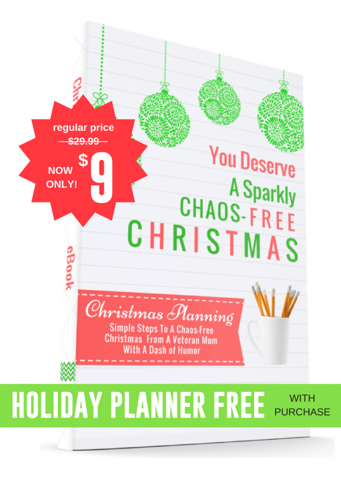 Christmas Planner with Planning Pages