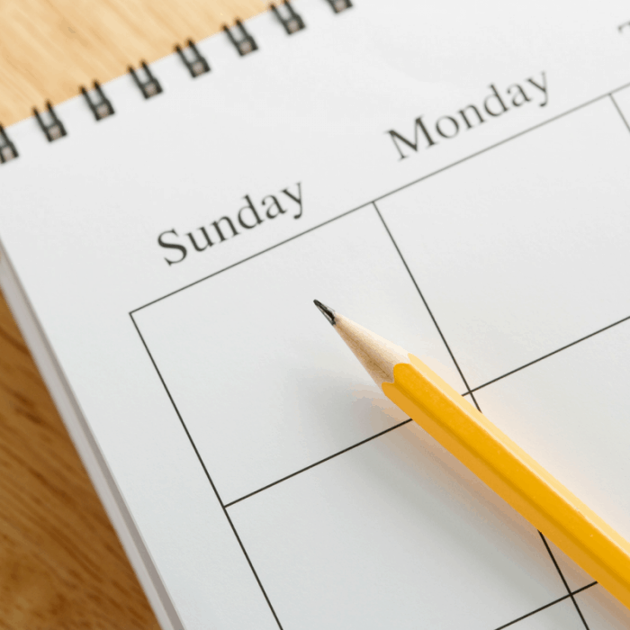 Crush Goals With Time Management Steps | Create A Weekly Plan