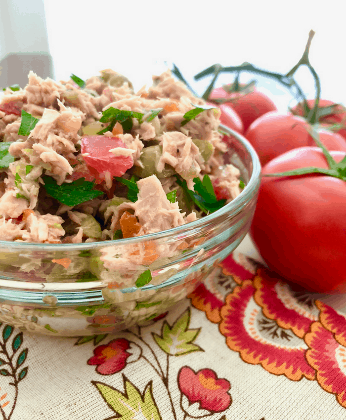 The best Italian Style Tuna Salad No Mayo Recipe for your cooking arsenal.