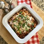 The best bbq caserole for your family's pizza addiction,.