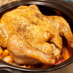 Rockcrok 30 Minute Whole Roasted Chicken