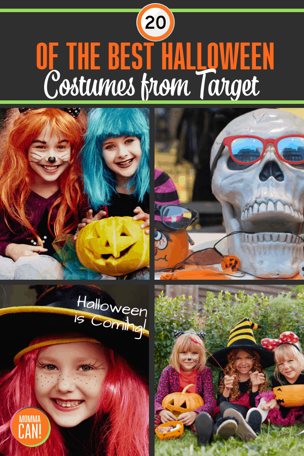 Halloween is coming around the corner! Find the best Halloween Costume ideas for 2018 at Target! You are going to love the adorable princes and amazing characters from Mario!