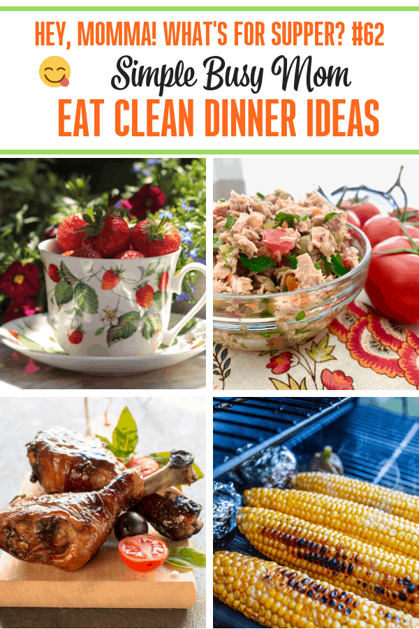 This week I am sharing Eat Clean DInner Ideas! SImple meals that are good for you! Plus a few cheats for my growing boys.