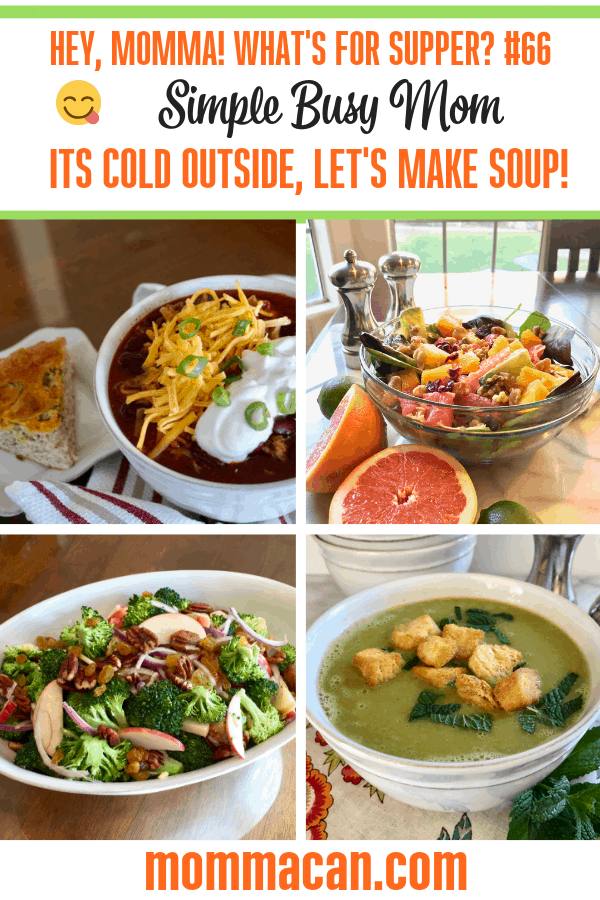 ITS COLD OUTSIDE, LET'S MAKE SOUP! Find out what's for supper at momma's house! We are getting ready for the cooler nights and making yummy soup!