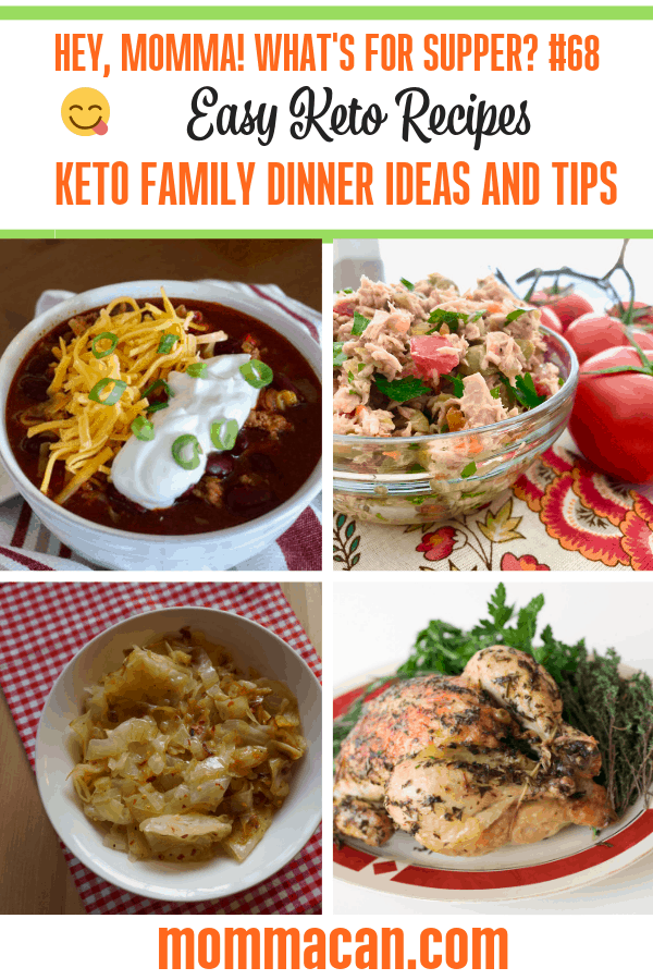 Easy Keto Family Dinner Ideas you and the kids will love. These keto family dinners are perfect for moms who are trying the keto lifestyle but have a picky eater in the house.
