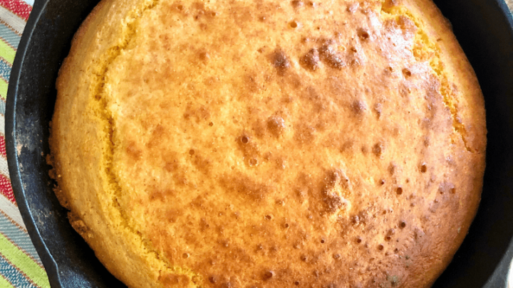 Southern Cornbread Without Buttermilk Recipe Momma Can
