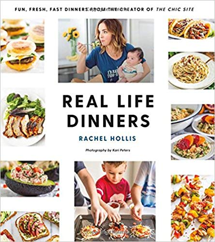 Rachel Hollis Real Life Dinners