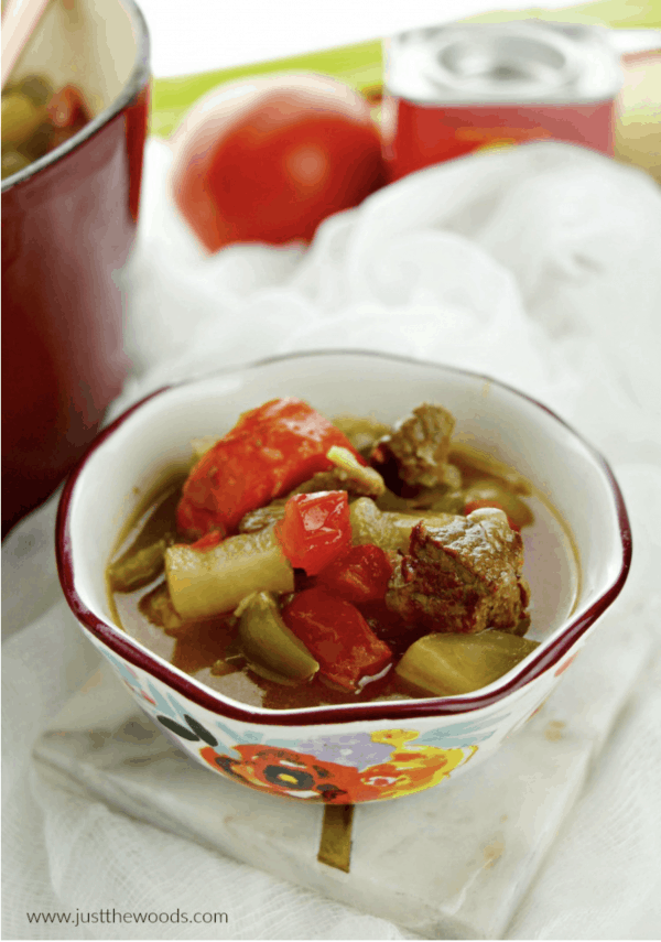 Healthy Beef Stew Recipe Family Dinner Idea