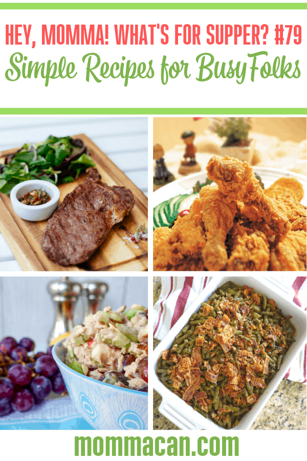 Simple Weekly Dinner Plan Menu #79   Simple Recipe for Busy Families   Momma can