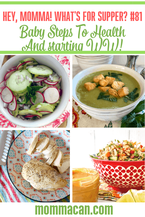 Dinner photos for family meal planning