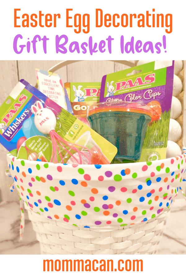 Easter Egg Decorating Gift Set Ideas