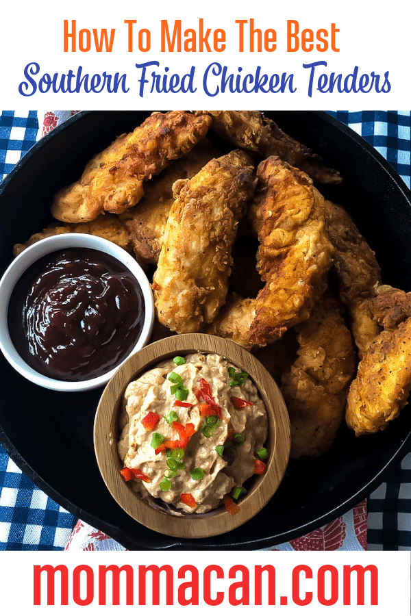 Southern Fried Chicken Tender Strips