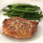 Simple Juicy Thick Cut Boneless Pork Chops