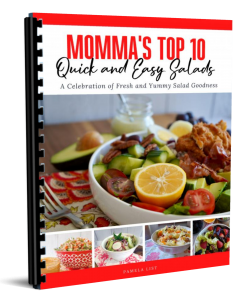 Momma's Top Ten Fresh Salads