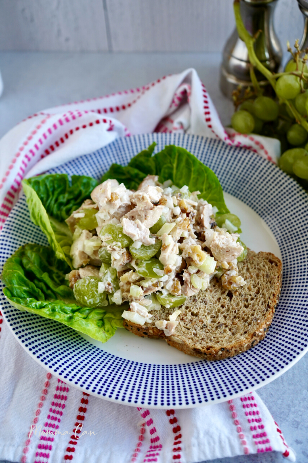 Image of Green Grape Chicken Salad