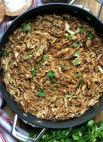 Easy Chicken Fideo Recipe