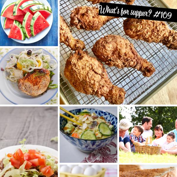 Heatlhy Snack Ideas and Dinner Plan
