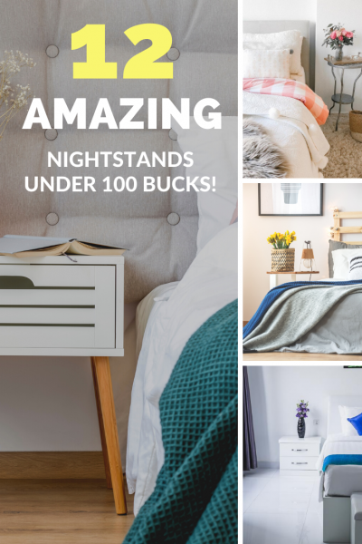 Cheap nightstands for budget shopping