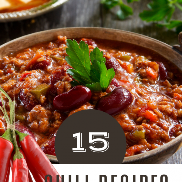 Tasty Chilie Recipes