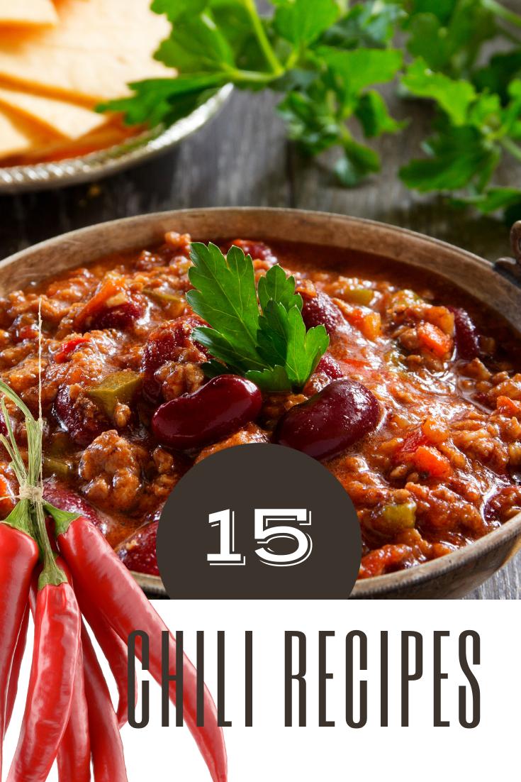 Tasty Chili Recipes